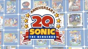 Sonic 20th
