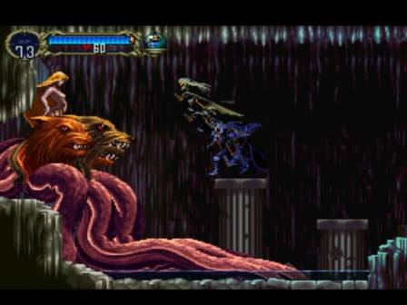 Castlevania: Symphony of the Night (PS1)