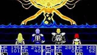 Phantasy Star II on Genesis