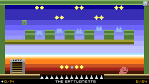 One of the first systems is the Atari 2600
