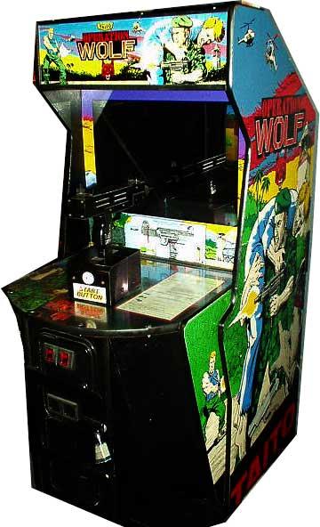 Operation Wolf (Arcade)   Gaming History 101