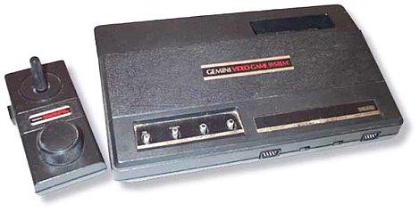 Coleco Gemini (Atari 2600 Clone)