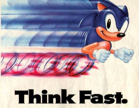 Image result for Sega genesis ad Blast Processing
