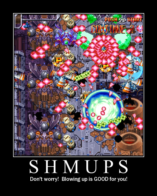 Podcast Shmup Game Club Gaming History 101