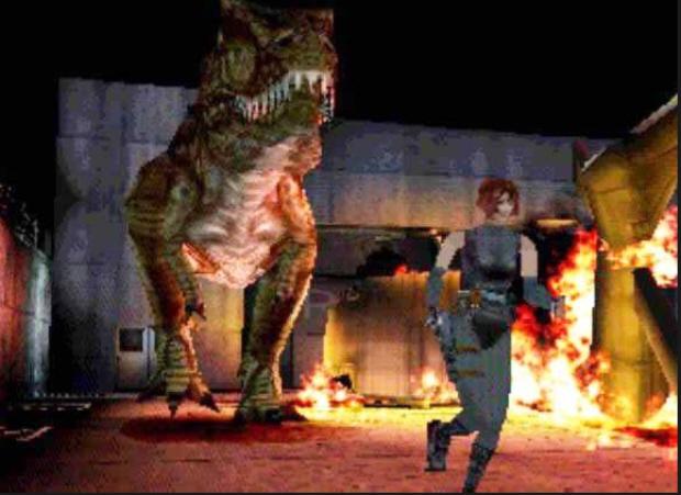 Review: Dino Crisis   Gaming History 101