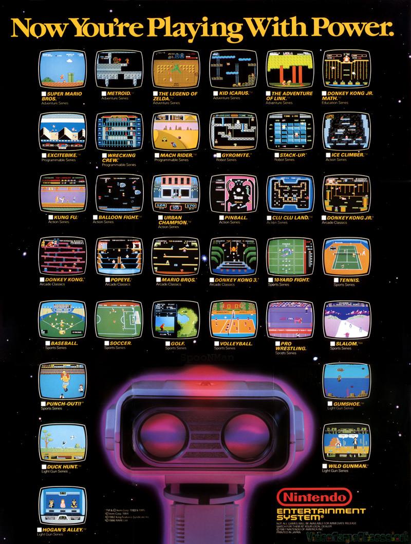 Nintendo Power Maniac Mansion Magazine Volume 16 1990 W/ Solar Jetman Poster