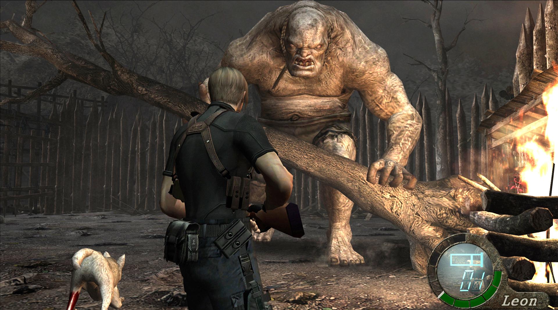 Retrospective Resident Evil 4 Gaming History 101