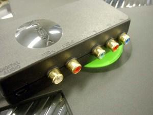 Xbox HD AV Pack