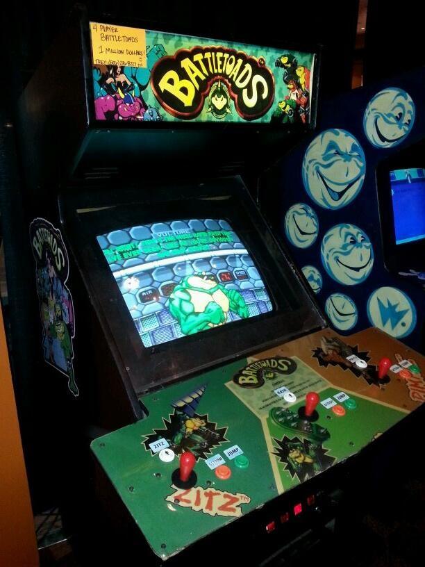 эмулятор игровых автоматов battletoads для nds
