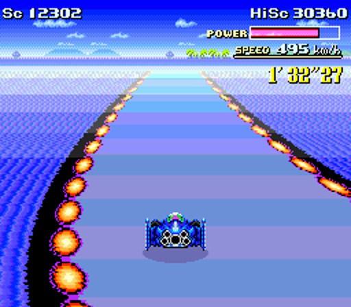 F-Zero Races onto the Genesis/Mega Drive in New Homebrew