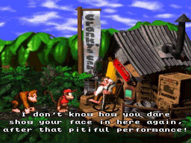 Donkey Kong Country Snes Review Gaming History 101