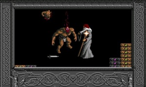 The Immortal on Mega Drive