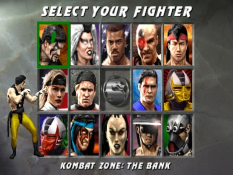 Image result for mortal kombat 3