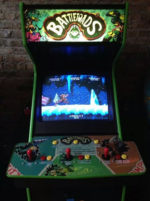 Battletoads (Arcade) | Gaming History 101