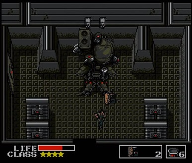 Metal Gear Msx Review Gaming History 101