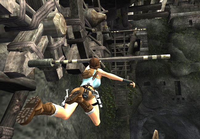 tomb raider anniversary gameplay pc