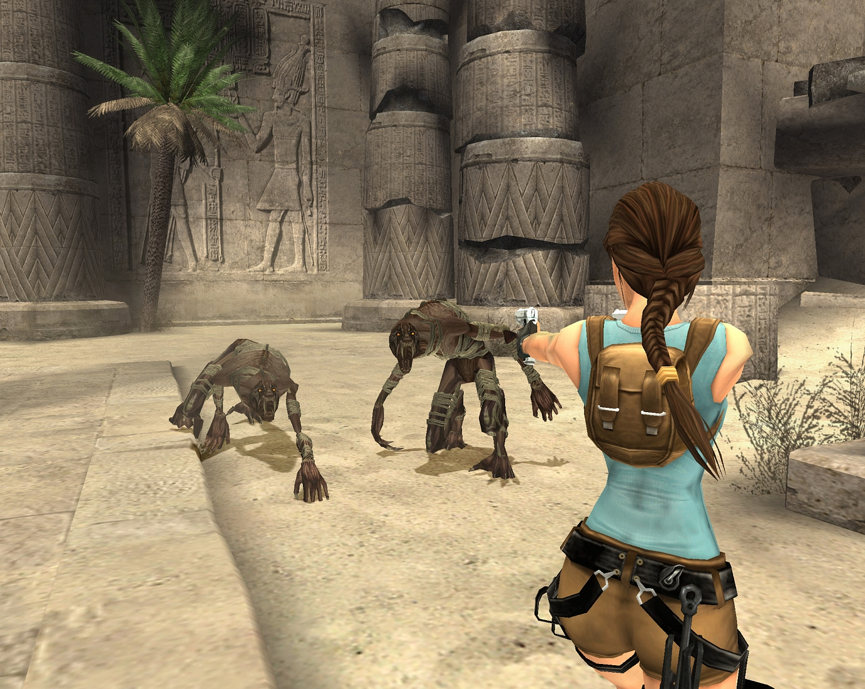 Tomb Raider Anniversary Review Gaming History 101